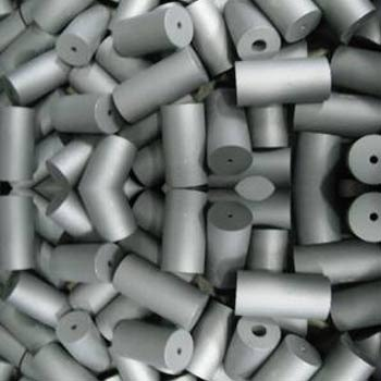 Tungsten carbide forging dies